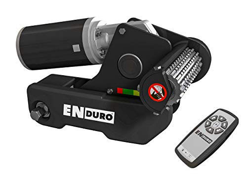 Enduro 11832 Caravan Rangierhilfe, halbautomatisch mit Zahnradgetriebe, EM303