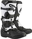 Alpinestars 2013018-12-11 Men's Tech 3 Motocross Boot, Black/White, 11
