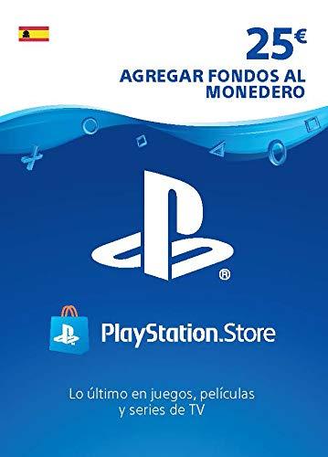 baratos y buenos Tarjeta PSN 25 € |  Descargar código PSN – Cuenta en español calidad