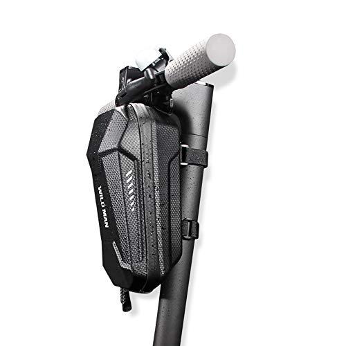 Zeroall Elektroroller Lenkertasche Fahrrad wasserdichte Scooter Roller Aufbewahrungstasche Grosse Kapazität Scooter Elektroroller Tasche für Xiaomi M365 Segway Ninebot(Plus)