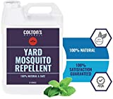 Colton's Naturals Mosquito Repellent Yard Perimeter Outdoor Concentrate Spray Barrier Pet & Kid Safe...