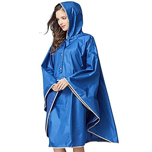 YZY Impermeable Ligero para Mujer Impermeable Actividad Chaqueta para Lluvia al Aire...
