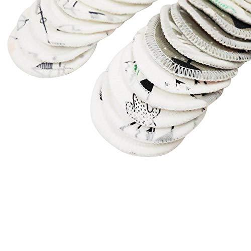 Make-up remover pads, 12/18/24 stks Herbruikbare make-up remover pads, wasbare zachte make-up remover doek katoenen pad met waszak, huidverzorging gezichtsreiniging doekjes gezicht/oog/lip schoon voor vrouwen mannen 12pcs As Picture Show