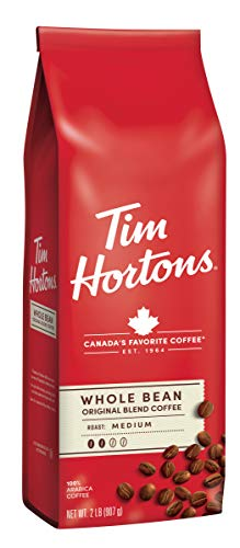 Tim Horton's 100% Arabica Medium...