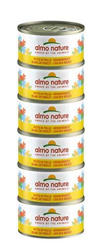 Almo Nature Mega Pack - Poitrine de Poulet 6 x 70 g