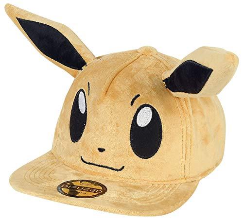Pokémon Evoli Frauen Cap braun one Size