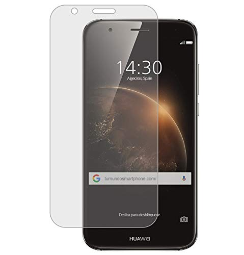 Tumundosmartphone Protector Pantalla Cristal Templado para Huawei G8 / GX8 Vidrio