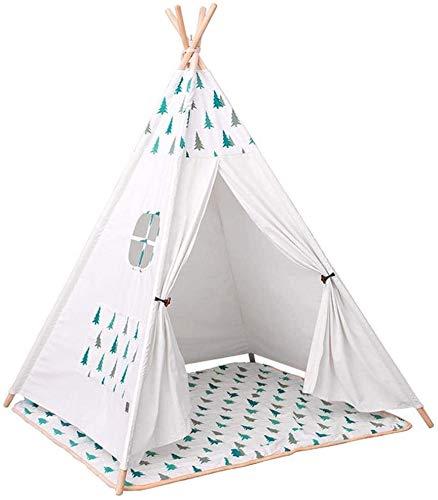 ZZXXB Kids Teepee Children Play Tent Judith