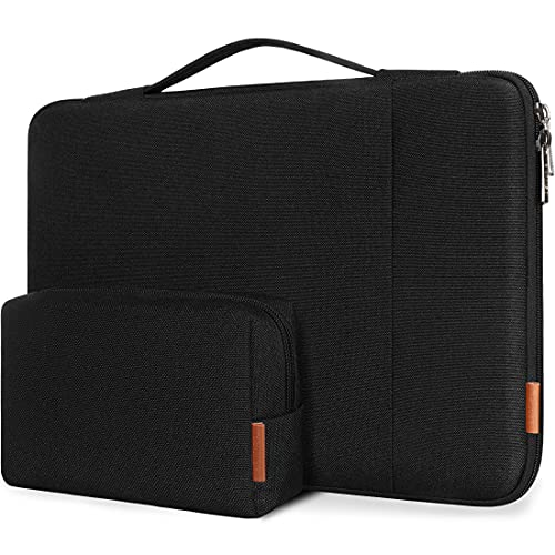 DOMISO Laptoptasche 17 Zoll Hülle Stoßfest Wasserdicht Laptop Sleeve PC Hülle Notebook Schutztasche für 17.3