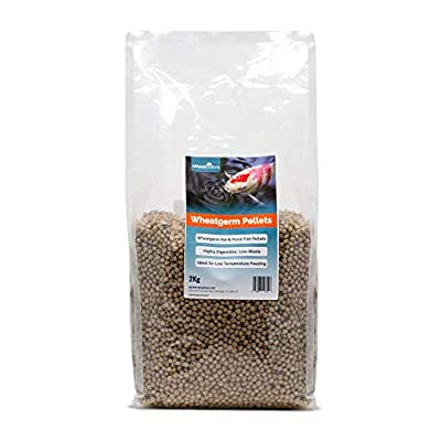 Premium Winter Wheatgerm Fish Food Pond Pellets - 2 Kg - All Pond Solutions from All Pond Solutions