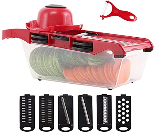 Cortador de verduras de cebolla Chopper Dicer – Pelador de alimentos picador de ensalada Chopper cortador de vegetales espiralizador de verduras Cortador de huevo de limón