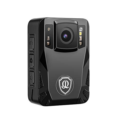 BESNIN Body Cam with Audio, 1080P HD Waterproof Police Body Camera 32G...