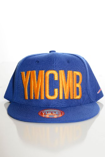 YMCMB - Casquette YMCMB Snapback Bleu-Taille - T.U