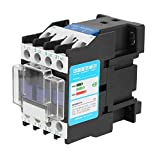 CJX2-1201 Alta Sensibilità Apparecchio elettrico industriale Contattore 220V 12A Utilizzato in applicazioni di potenza