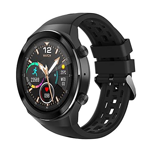 DZX QS8 Nuevo Reloj Inteligente con Llamadas Bluetooth Hombres Mujeres Impermeable SmartWatch Aptitud Pulsera,D