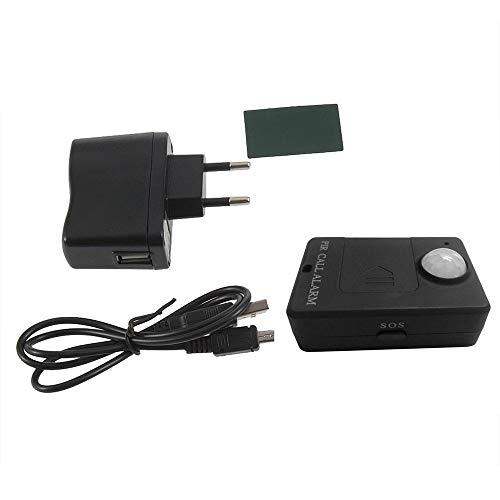 Mini PIR Alarm Sensor Infrarot GSM Wireless Alarm Monitor Bewegungserkennung Heißer Verkauf Anti-theft Bewegungsmelder Wireless