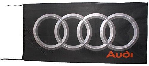Audi Flagge Banner 3D, 150x 75cm