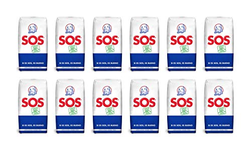 Arroz SOS Clásico 12x500g (Pack 12 Paquetes)