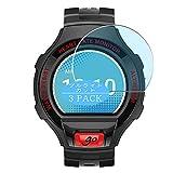 VacFun 3 Piezas Filtro Luz Azul Protector de Pantalla, compatible con Alcatel One Touch Go Watch, Screen Protector Película Protectora(Not Cristal Templado) NEW Version
