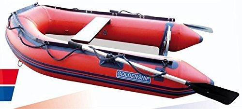 HSD Inflatable Boat 4.20m (aluminium floor)