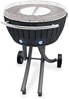 LotusGrill LOLG-AN-600, Anthrazit, 78x78x48 cm
