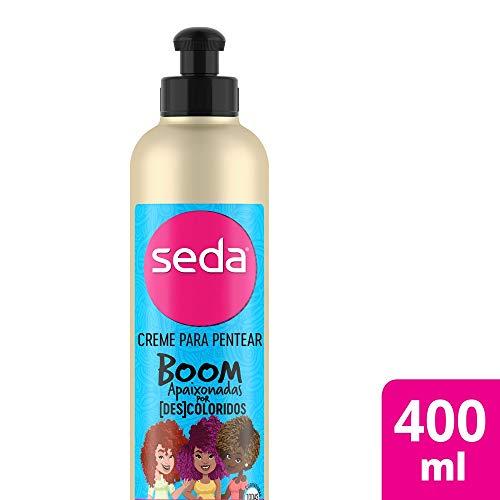 Creme De Pentear Seda Boom Apaixonadas Por [Des]Coloridos 400 Ml, Seda
