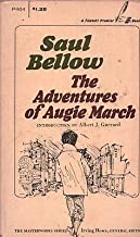 THE ADVENTURES OF AUGIE MARCH By SAUL BELLOW Fawcett Crest PB 1949 1970 3rd