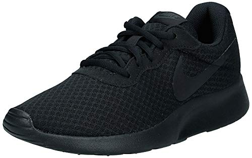 Nike Men's Tanjun Running Shoe, Black/Black/Anthracite 8.5