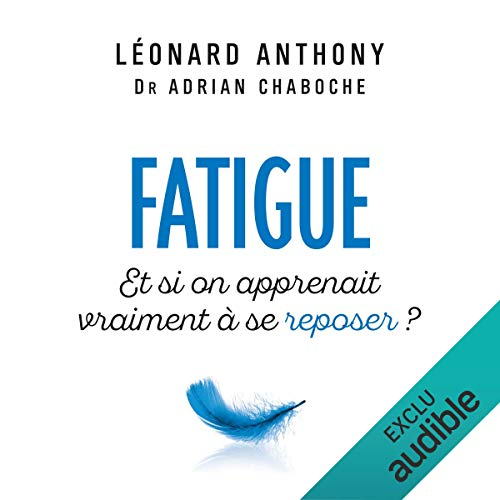 Fatigue audiobook cover art