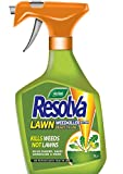 Best Lawn Weed Killers - Resolva Lawn Weed Killer Extra Ready To Use Review