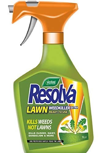 Resolva For Lawns: Brilliant as a Secondary Weed Killer