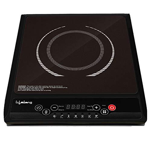 Lifelong Inferno VX LLIC10 2000-Watt Induction Cooktop (Black)