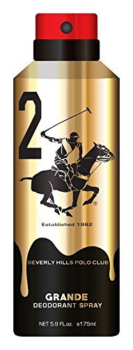 Beverly Hills Polo Club Gold Deo, Grande, 175 ml