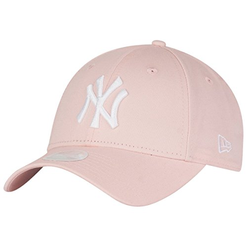 New Era 9Forty Damen Cap - New York Yankees hell pink