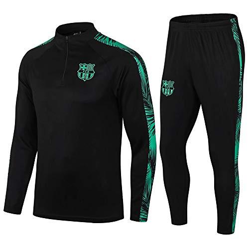 zhaojiexiaodian uniformes de fútbol de manga larga, primavera y otoño, sudaderas para adultos, uniformes de entrenamiento, uniformes de juegos de clubes (Figura 2, L)