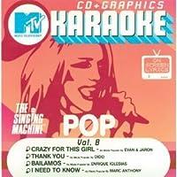 Karaoke: Mtv Pop 8