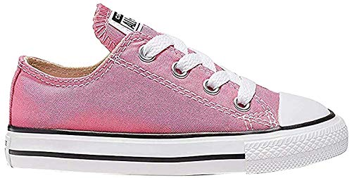 Converse Ctas Core Ox, Unisex-Kinder Sneakers, Pink (rose), 28 EU