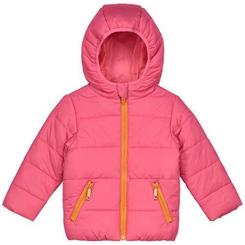 Prénatal Baby Mädchen Jacke Mit Kapuze Pink Größe 62