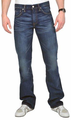 Levi's 527 Slim Boot Cut, Vaqueros Corte de Bota para Hombre, Azul...