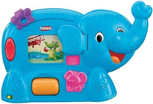 hermoso Playskool a32101010Elefun J ''apprends Les Mots' word-learning Toy (en (en (en francés)  Ahorre 60% de descuento y envío rápido a todo el mundo.
