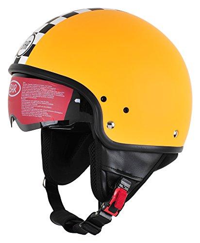BHR 94176 Casco Uomo Pure, Arancione (Orange Racing) Racing, XL (59 cm)