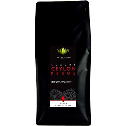 Luxueux Ceylon orthodoxe Pekoe dissout feuille de thé noir 1kg Catering Pack