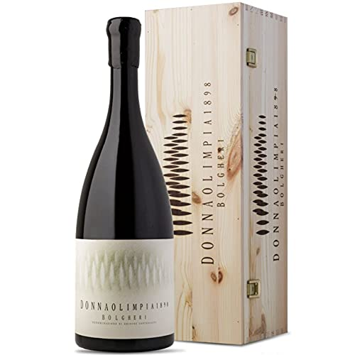 Bolgheri Doc | Bolgheri D.O. Bianco 3 Litri Cassa Legno 2018 | Donna Olimpia 1898 | Vino bianco Toscana