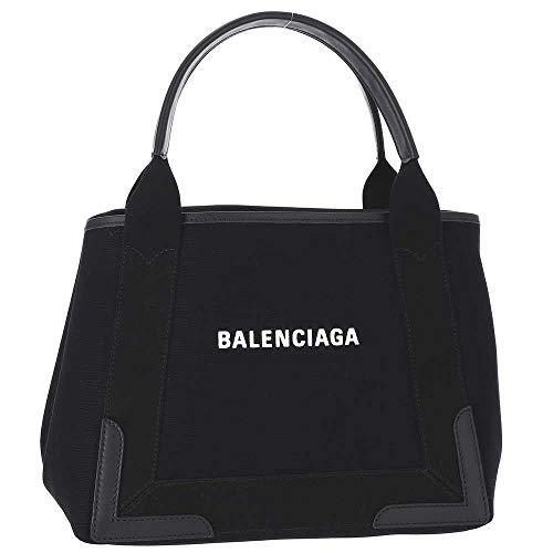 (バレンシアガ) BALENCIAGA トートバッグ 339933 AQ38N ブラック(1000/NERO) 【NAVY CABAS S:ネイビーカバス S】...