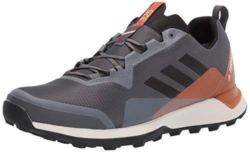 adidas outdoor Men's Terrex CMTK GTX Trail Running Shoe, Grey Five/Black/TECH Copper, 6 D US