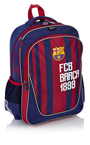 FC Barcelona Rucksack FC-171 Barca Fan 6 Mochila Tipo Casual, 42 cm, Multicolor