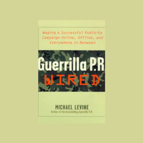 Guerrilla P.R. Wired cover art