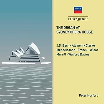The Organ at Sydney Opera House