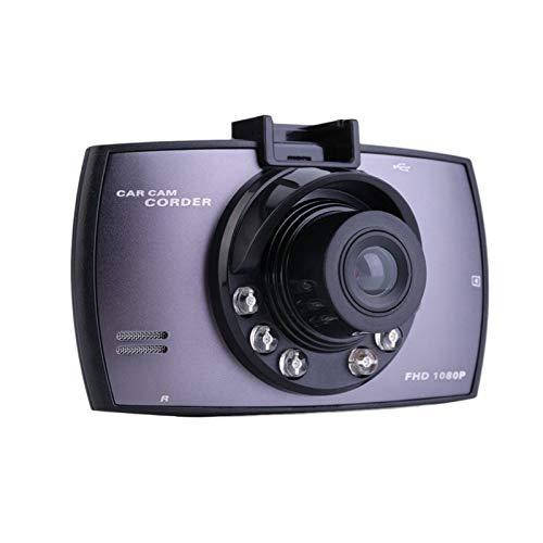 Kunyun Full HD 1080P del Coche DVR Dash CAM vídeo 2,4 Pulgadas de Pantalla LCD de visión Nocturna de la cámara del Registrador del vehículo