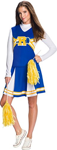 Rubie's unisex adult Vixens Cheerleader Sized Costumes, As Shown, Small US